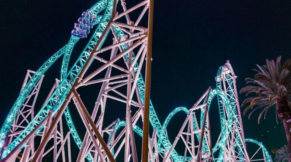A HangTime fica na cidade de Buena Park, na Califórnia (Foto: Divulgação)