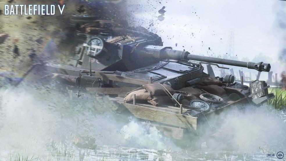 Battlefield 5 — Foto: Divulgação