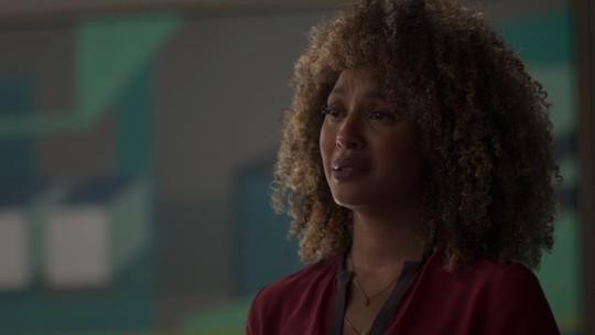 Gisele abre o jogo com Nana sobre Diogo: 'Fui amante'