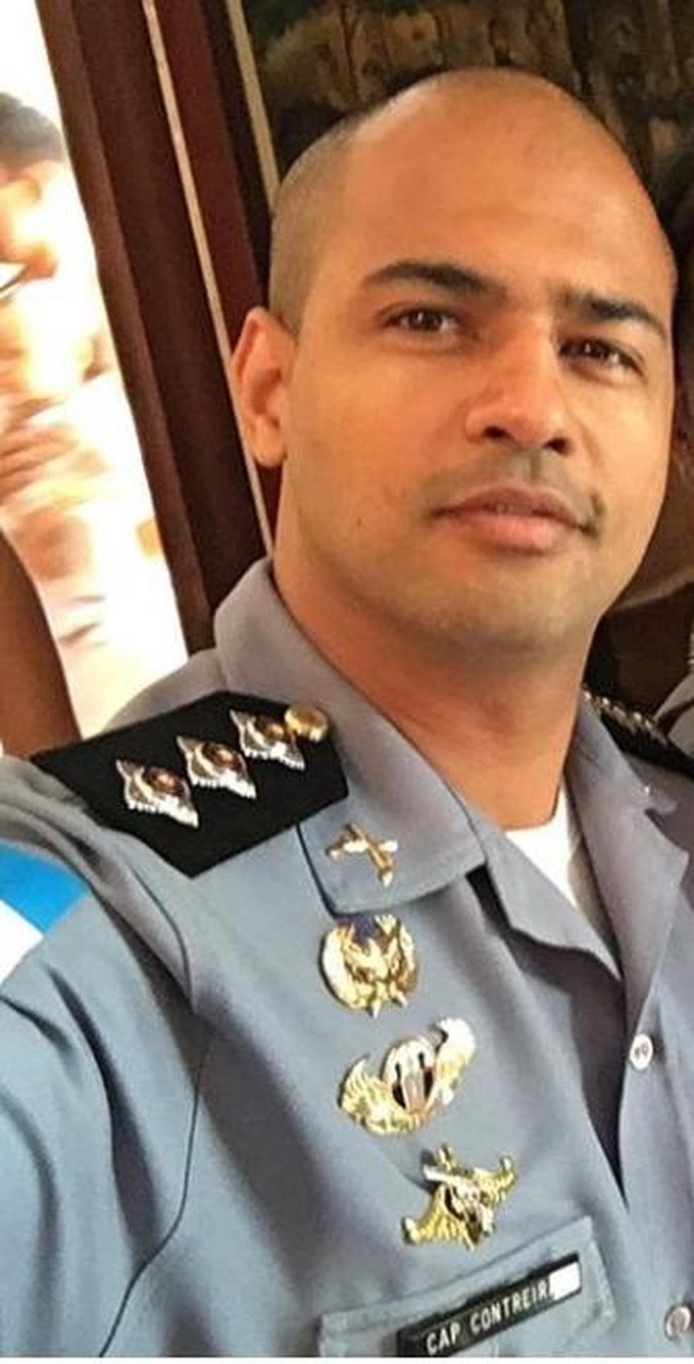 Oficial da PM foi morto em Jacarepaguá em tentativa de assalto (Foto: Arquivo pessoal)