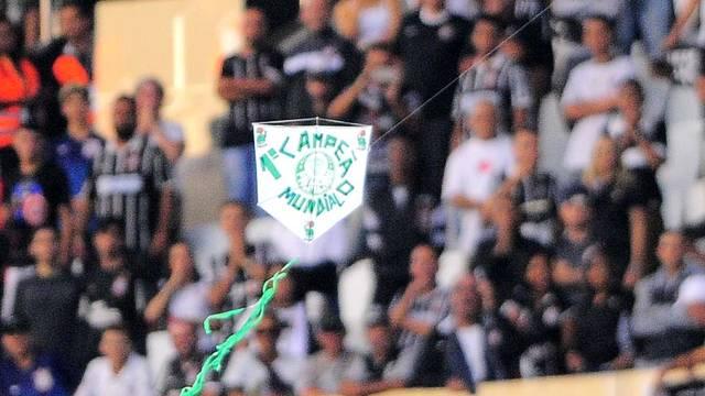 Pipa na Arena Corinthians