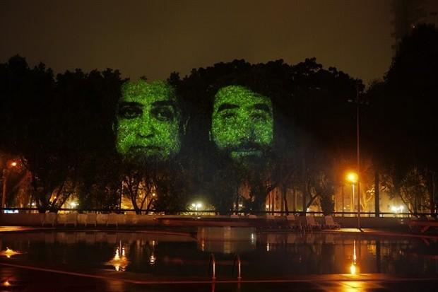 Virada Sustentável tem início em SP com instalação de artista holandês no  Largo da Batata  (Foto: Reprodução / Instagram )