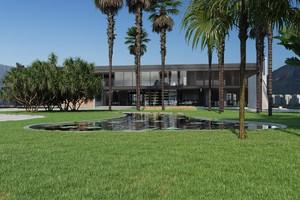 A nova sede do Museu do Pontal, na Barra da Tijuca, terá loja, cafeteria e restaurante ocupados por empreendedores