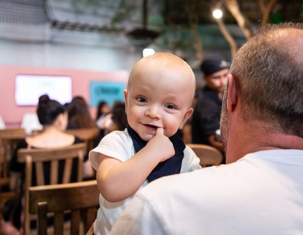 Encontros Crescer abordou a prematuridade (Foto: Leo)