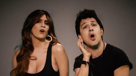 Juntos e Shallow Now, música de Paula Fernandes e Luan Santana, vira paródia no 'Zorra'; veja vídeo!
