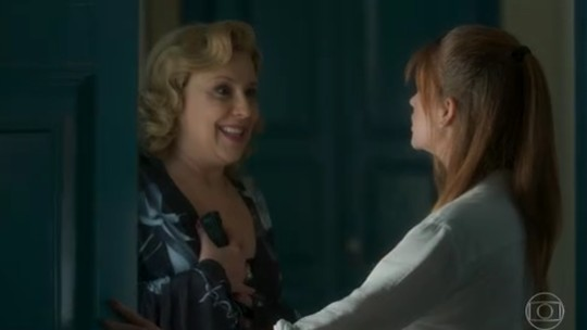 Ondina se apresenta como 'mamãe' para Luz; reveja a cena