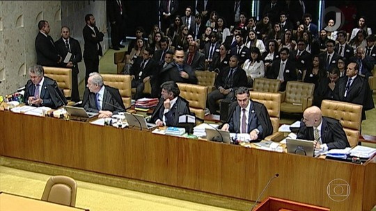 STF julga hoje pedido de Lula contra prisão na 2ª instância
