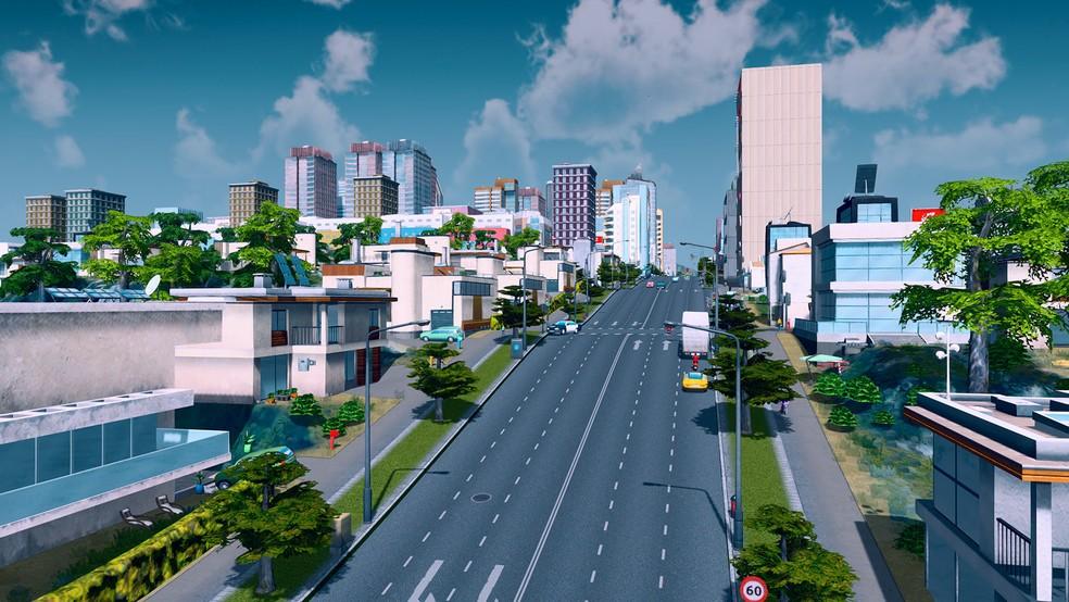 Cities Skylines é fácil de aprender, mas difícil de dominar. — Foto:  Divulgação/Colossal Order