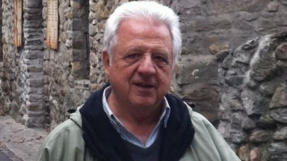 Brasileiro naturalizado, o físico Constantino Tsallis, do Centro Brasileiro de Pesquisas Físicas (CBPF), também está na lista dos cientistas mais influentes do mundo — Foto: ARQUIVO PESSOAL