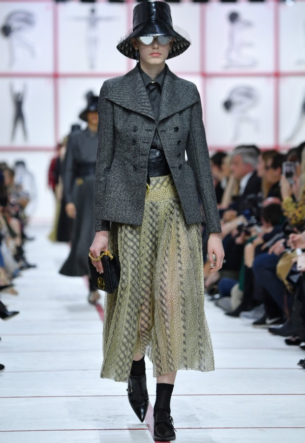 Dior inverno 2019 (Foto: Getty)