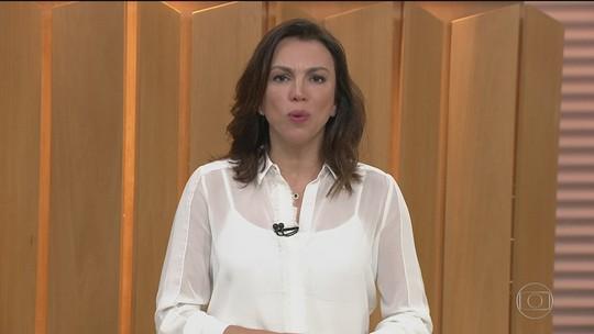 Bom Dia Brasil - Edição de segunda-feira, 12/11/2018