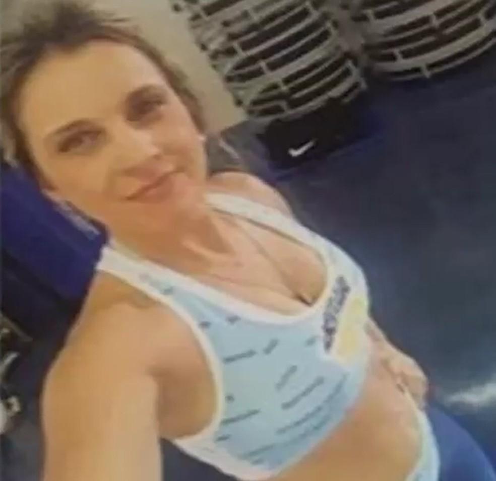 Empresária foi baleada no peito; companheiro afirmou que ela tentou suicídio, versão contestada pela polícia — Foto: TV Verdes Mares/Reprodução