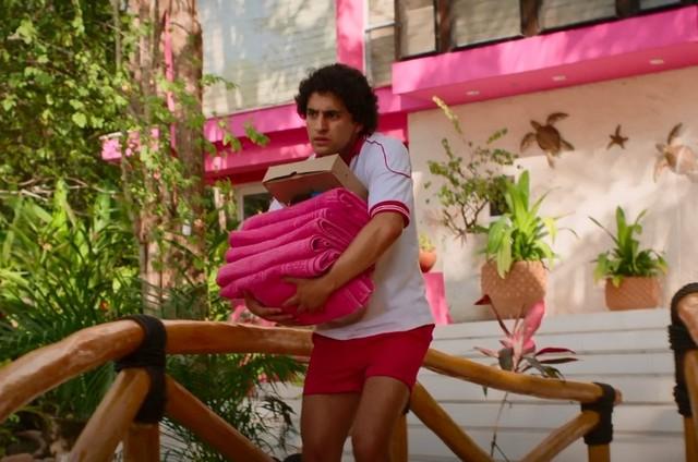 'Acapulco', série da AppleTV+ (Foto: Reprodução)