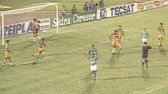 7 a 1! Palmeiras aplicou goleada histórica no Novorizontino em 1996; reveja os gols