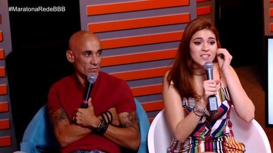 Maratona Rede BBB! Ana Clara sobre votos: 'A gente tomou voto das pessoas mais próximas'