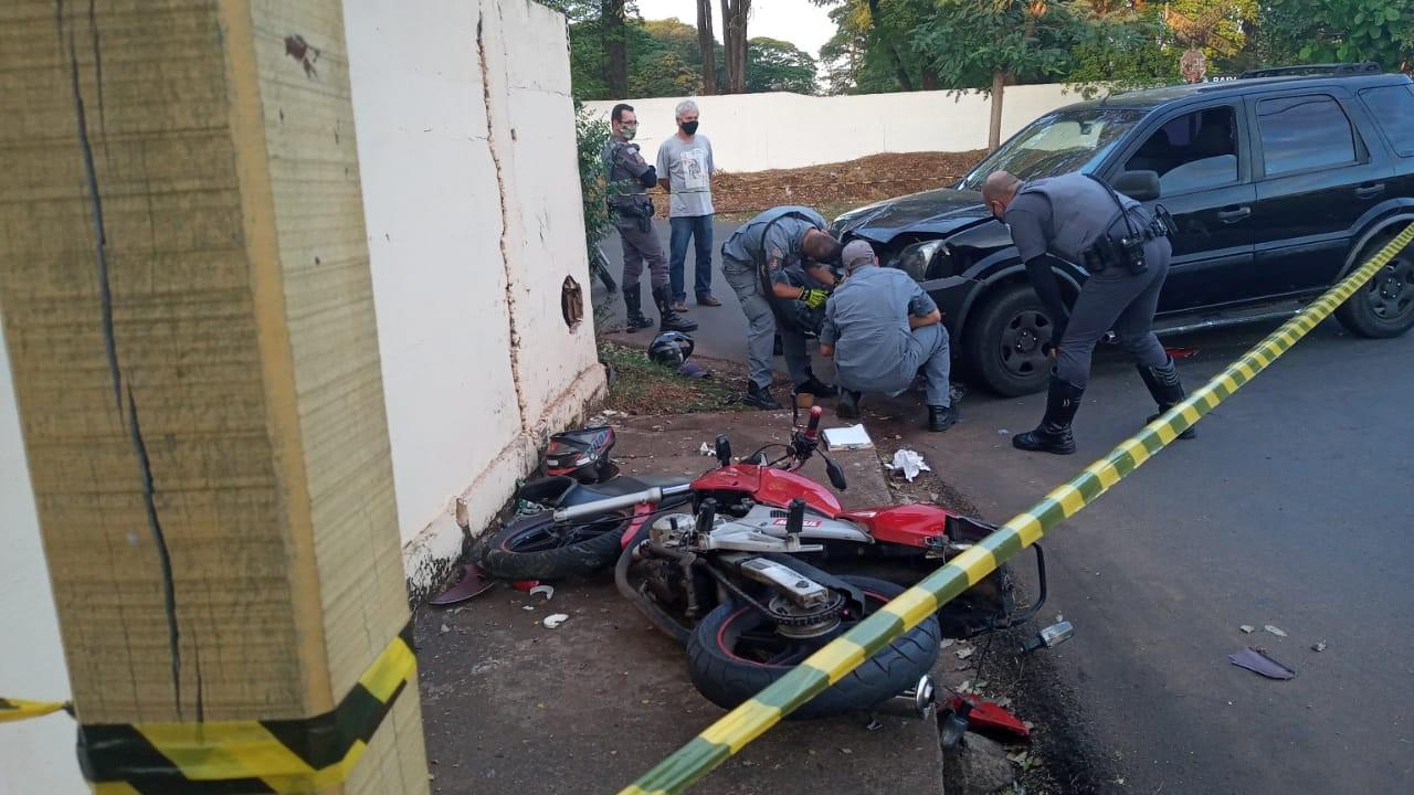 Justiça determina prisão de motorista que atingiu moto com marido e outra mulher em Paraguaçu Paulista