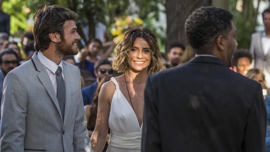 Casamento Lubeto: veja o que rolou nos bastidores da festa de Luzia e Beto Falcão