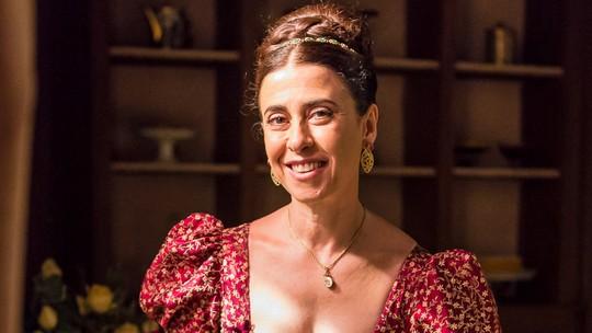 Fernanda Torres celebra desafio com 'Filhos da Pátria': 'Eu gosto dessa mistura, entre comédia e tragédia'