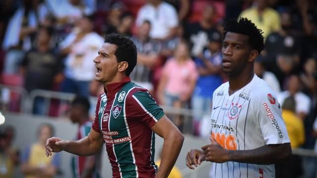 Paulo Henrique Ganso marcou o gol que deu a vitória ao Fluminense