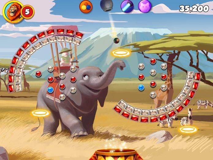 Ideal para qualquer ocasião, Wonderball Heroes é um jogo casual divertido (Foto: Divulgação)