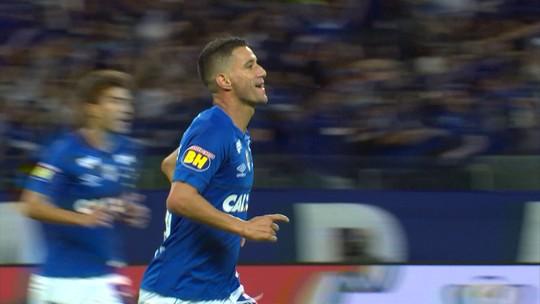 O cara do mata-mata: pelo Cruzeiro, Thiago Neves coleciona 87% de classificações