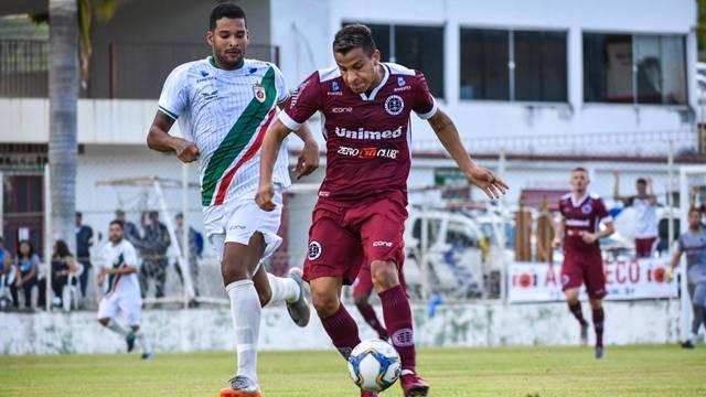 O Real Noroeste venceu a Desportiva por 1 a 0, pela partida de volta das quartas de final do Campeonato Capixaba 2019, e se classificou para as semifinais
