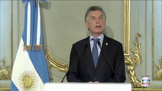 Bolsonaro recebe Macri para discutir Venezuela e futuro do Mercosul