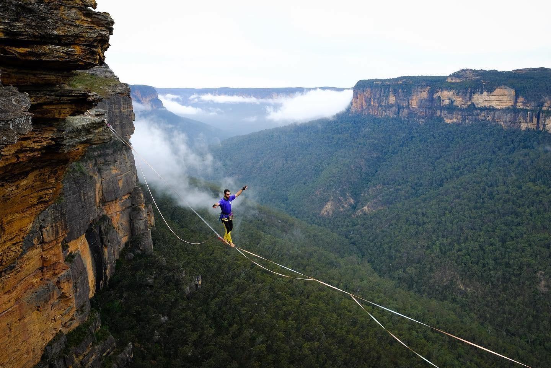 Alpinistas encontram na natureza inspiração para superar desafios - Notícias - Plantão Diário