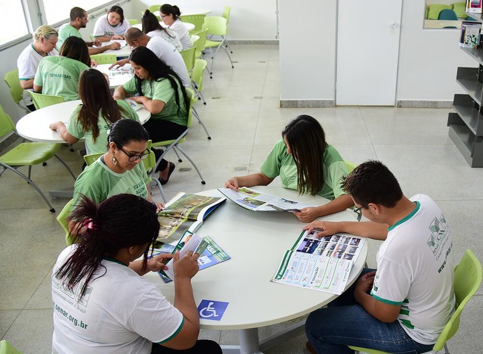 Senar Oferece Cursos Gratuitos Em 20 Cidades Do Sul De Minas