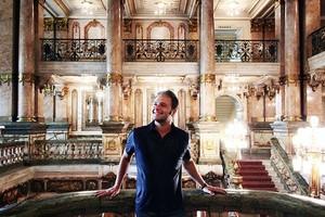 O diretor artístico Andre Heller-Lopes