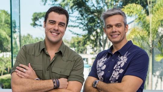 Joaquim Lopes explica como concilia o 'Dança dos Famosos' e o Vídeo Show; confira!