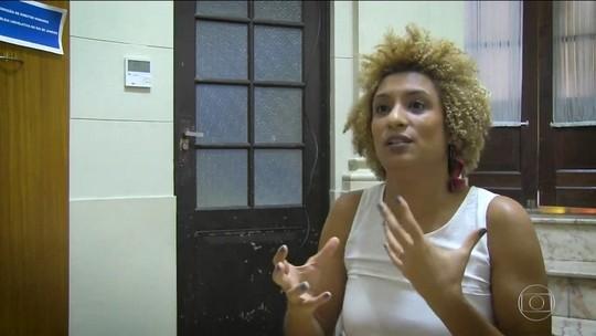 Polícia investiga quem divulgou vídeos com calúnias sobre Marielle