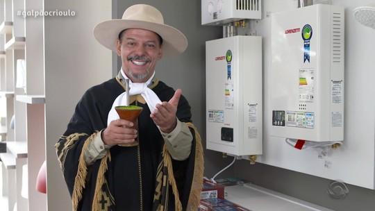 Neto Fagundes confere novidades para aquecer a casa neste inverno
