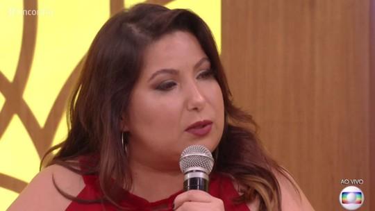 Mariana Xavier diz que passou por  'maus bocados emocionais' e afirma: 'Me senti culpada'