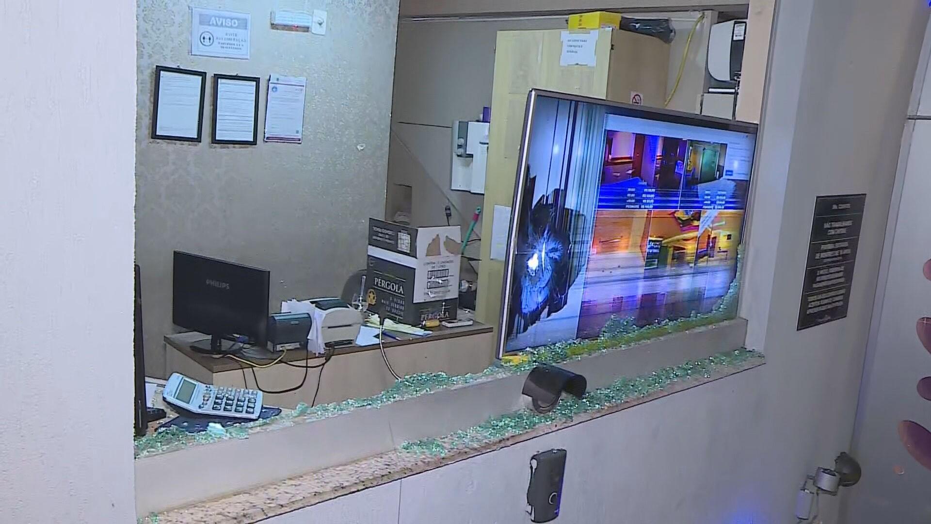 Bandidos invadem e roubam motel na Região Noroeste de BH