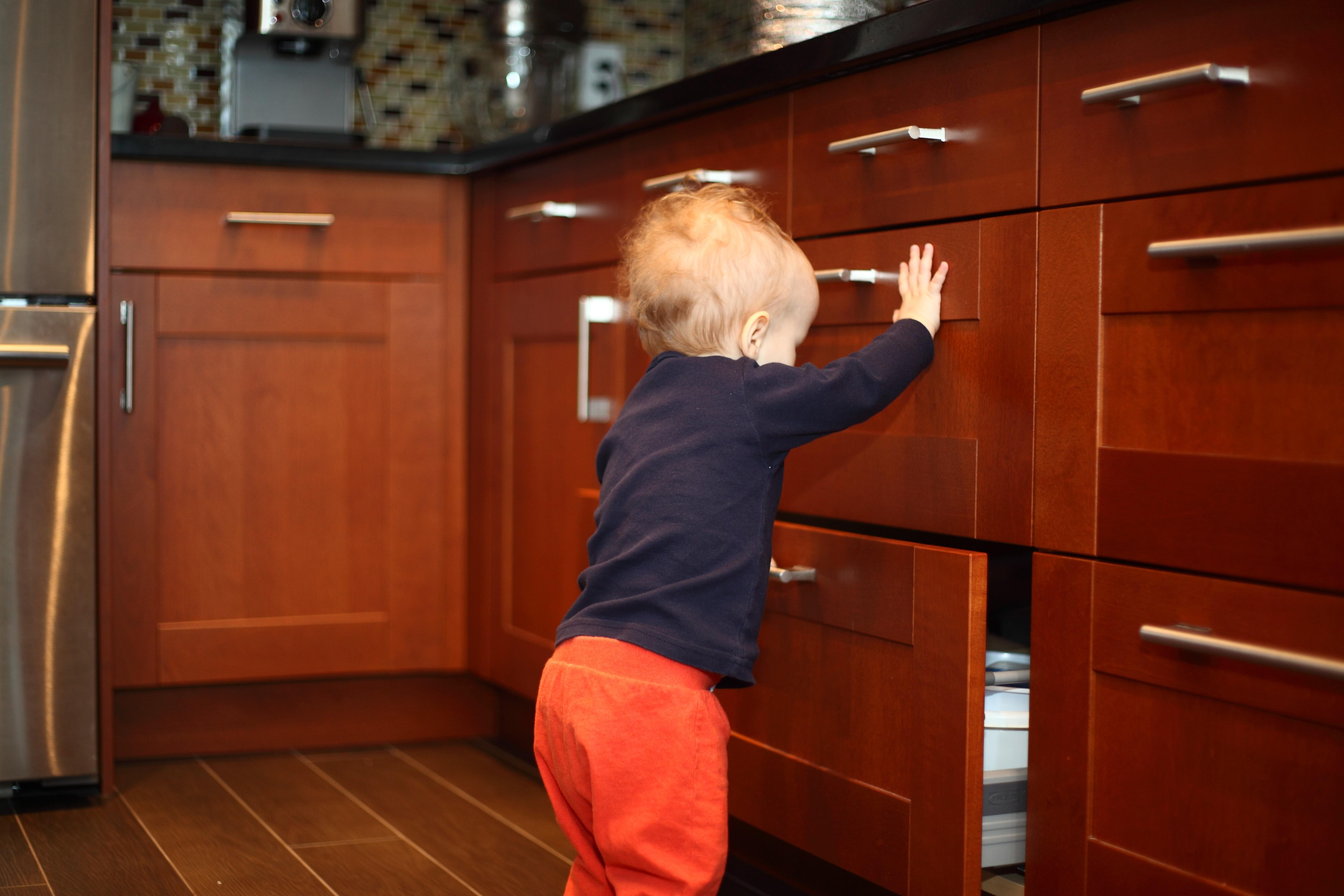Com criança em casa, manter tudo em ordem também é uma questão de segurança (Foto: Thinkstock)