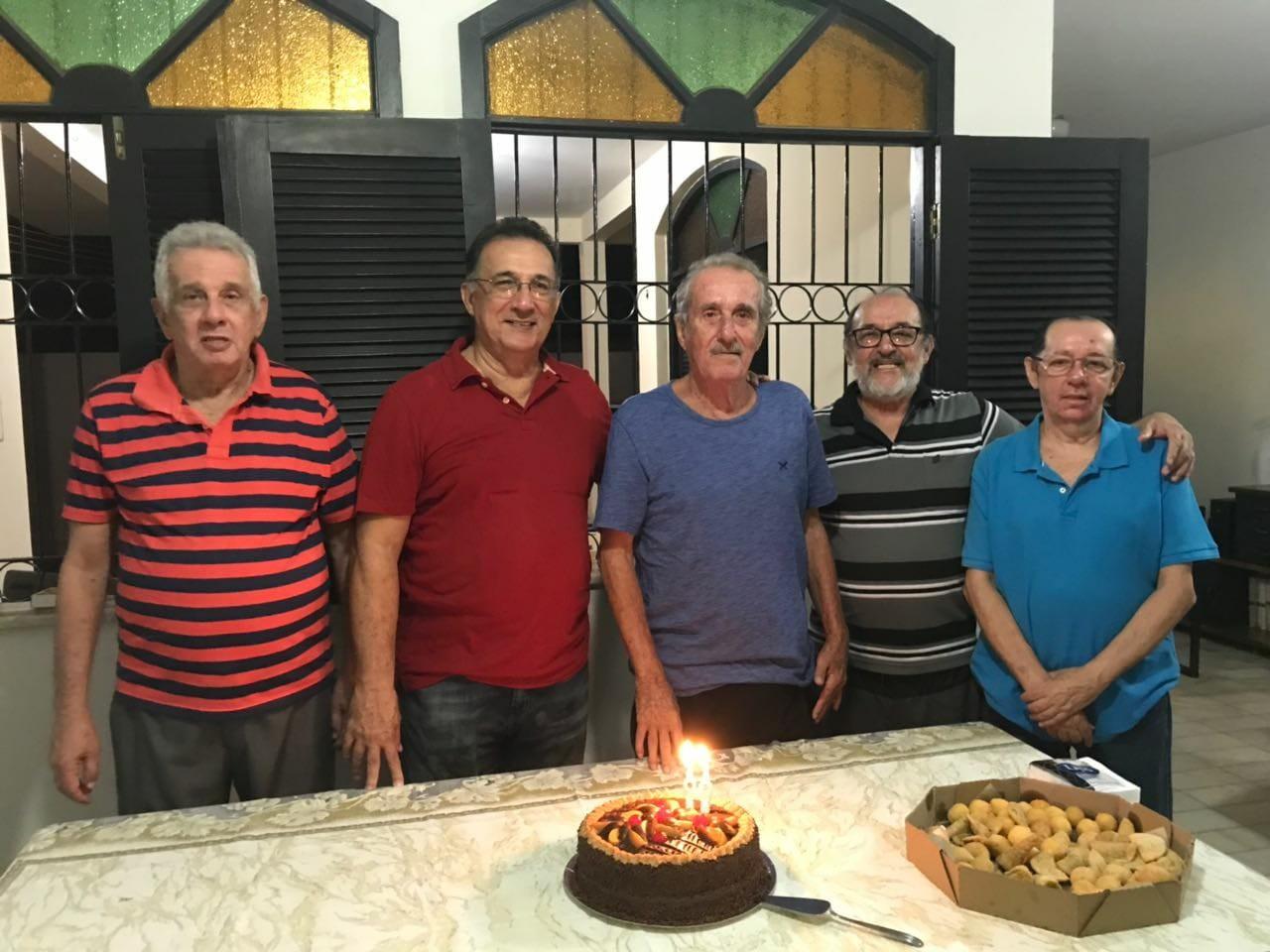 Idoso de 70 anos vence a Covid-19 em Teresina e agradece a profissionais: 'equipe maravilhosa'
