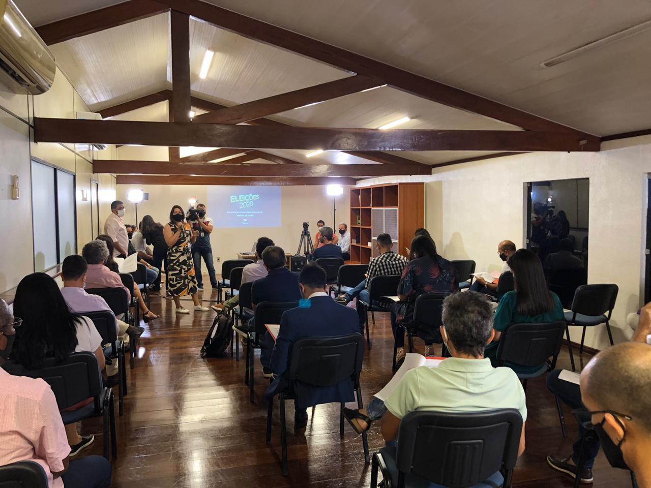Grupo Mirante define ordem das entrevistas e debates com os candidatos a prefeito de São Luís