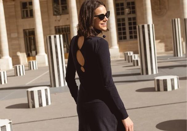 Bruna Marquezine em Paris (Foto: @emiliabrandaophoto)