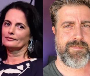 Paula Richard e Camilo Pellegrini | Reprodução