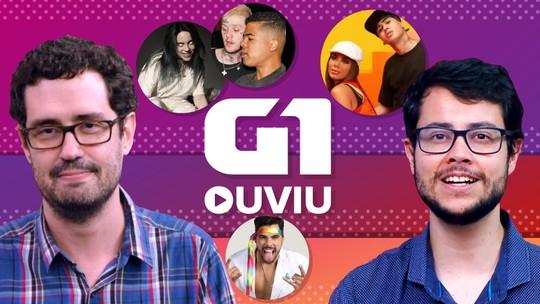 Anitta e Kevinho, Gabriel Diniz pós 'Jenifer' e dueto emo de Lil Peep e Fall Out Boy estão no G1 Ouviu