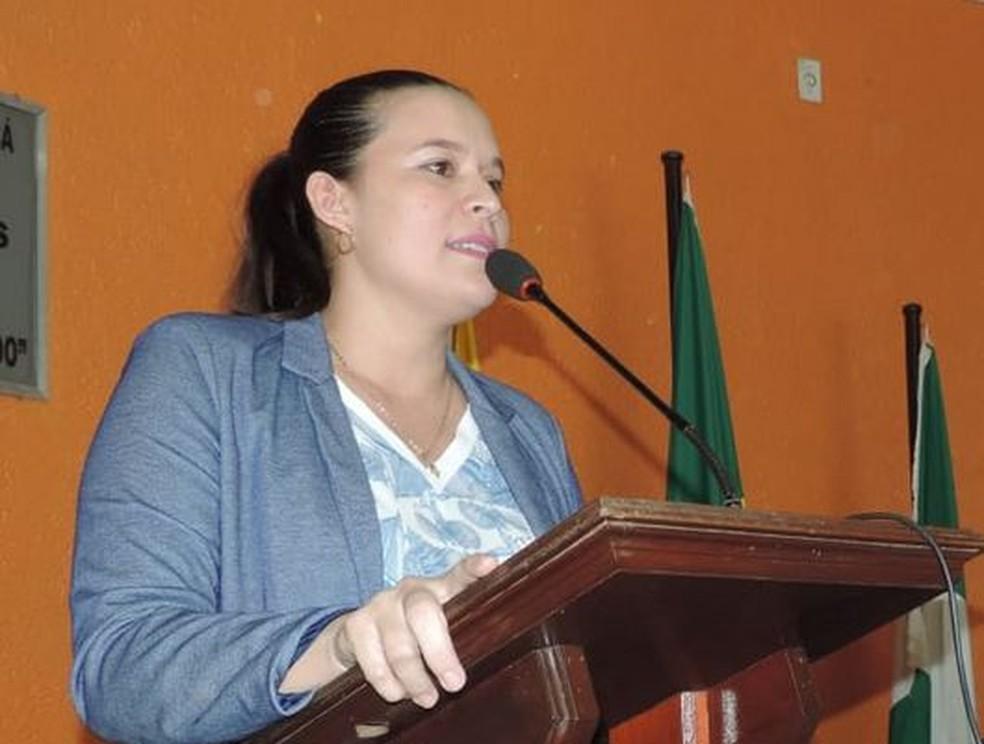 Janaína Furtado é candidata da Rede (Foto: Carlos Lima/ Arquivo pessoal)