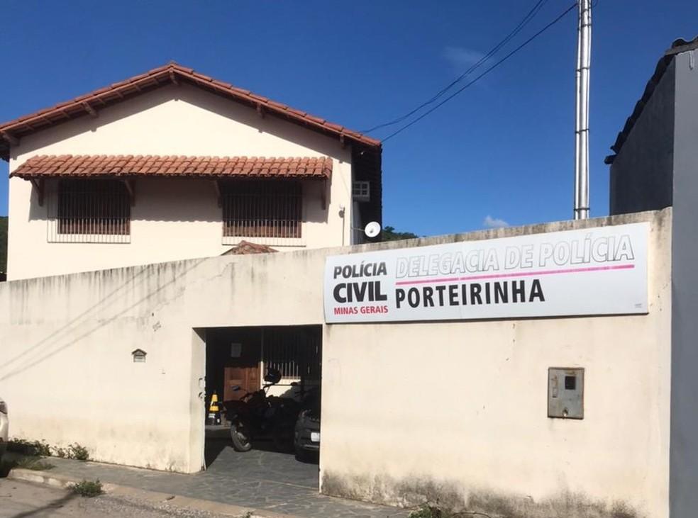 Operação foi realizada nesta terça (23) por policiais civis de Porteirinha — Foto: Polícia Civil/Divulgação