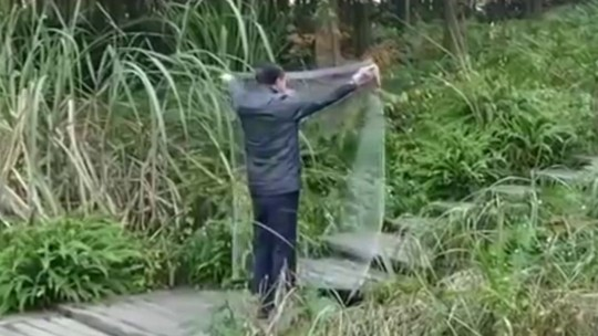 Descubra se capa da invisibilidade de vídeo que ronda web existe mesmo