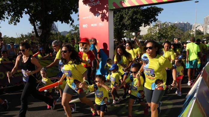 8942682d325 Maratoninha Gloob reúne crianças de 3 a 10 anos. Saiba como fazer a  inscrição