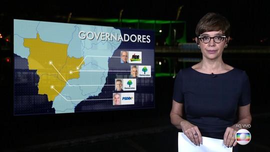 No Centro-Oeste, apenas Reinaldo Azambuja (PSDB) se reelege governador