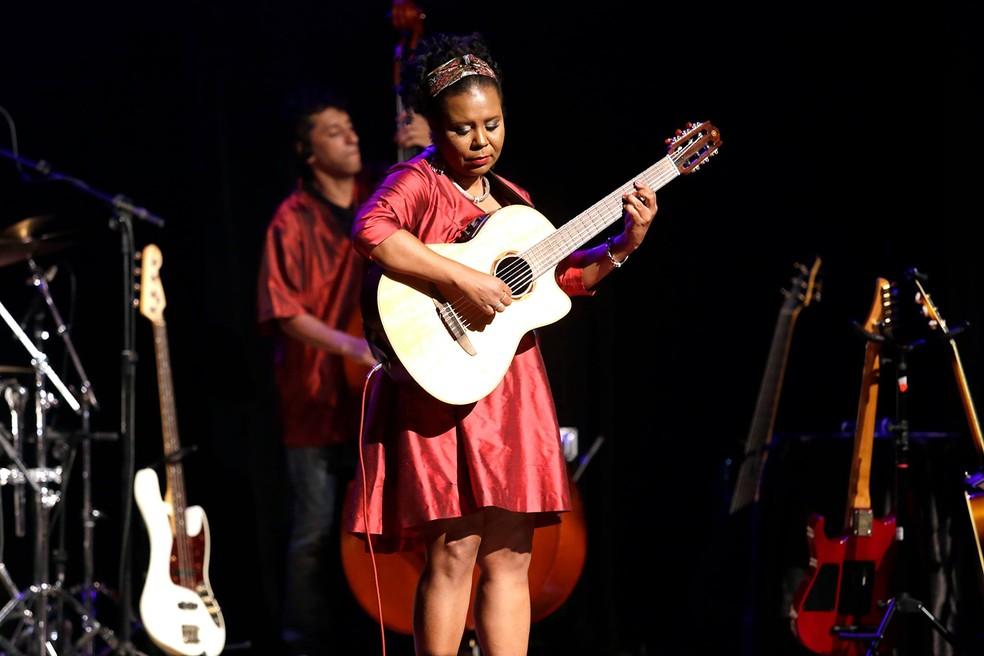 Cantora Marlene Souza Lima — Foto:  Erasmo Salomão