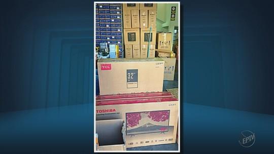 Receita Federal apreende mais de uma tonelada de produtos irregulares em Varginha, MG