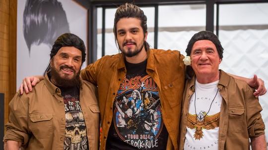 Luan Santana comenta participação em 'Os Trapalhões': 'Foi incrível'