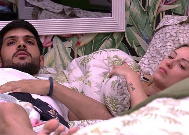 Lucas Fernandes e Jéssica Mueller (Foto: TV Globo/Divulgação)